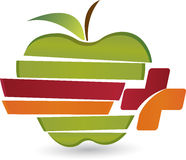 Care apple logo Stock Images