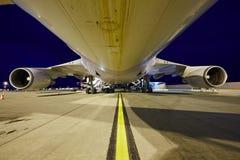 Cargo airplane Royalty Free Stock Image