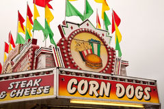 Carnival Food Stock Images