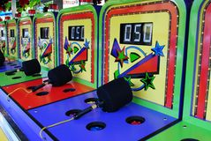 Carnival Game Royalty Free Stock Images