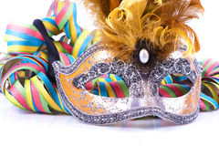 Carnival mask Stock Images