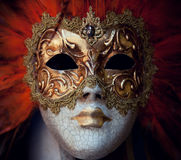 Carnival mask from Venice Stock Photos