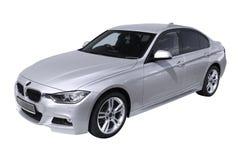 Carro moderno BMW 3 (F30) Fotografia de Stock Royalty Free