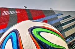 Casa Milan, AC Milan headquarters Royalty Free Stock Images