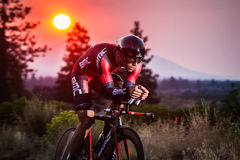 2014 Cascade Cycling Classic Road Race Stock Photos