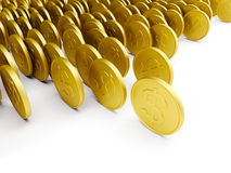 Cash flow Royalty Free Stock Photos