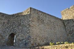 Castello della parete Immagini Stock