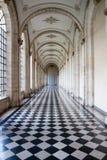 Castle corridor Stock Photos