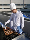 Catering event Stock Photography