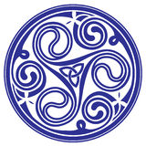 Celtic ornament Royalty Free Stock Image