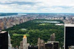 Central Park New York City Royalty Free Stock Photo