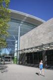 The centre mk shopping mall milton keynes uk Royalty Free Stock Photography
