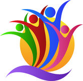 Charity logo Stock Image