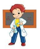 Chemist Royalty Free Stock Photo