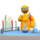 Chemist Royalty Free Stock Photography