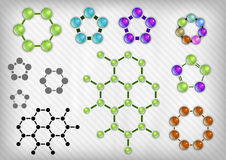 Chemist Set Stock Images