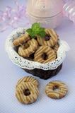 Cherry Cookies 03 Stock Image