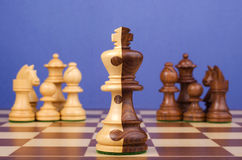 Chess Corporate Merger Stock Photography