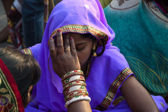 Chhath festival Stock Photo
