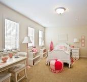 Child's Bedroom Stock Photo