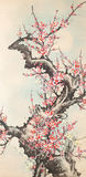 Chinese Ink Painting Stock Image