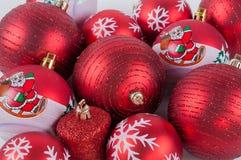Christmas balls Royalty Free Stock Photos