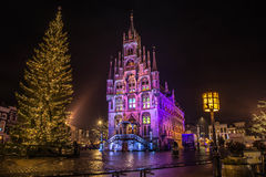 Christmas in Holland Royalty Free Stock Photo