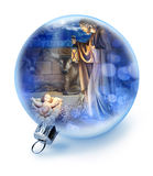 Christmas Nativity Scene Ornament Stock Photography