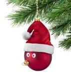 Christmas Tree Ornament Fun Stock Photo