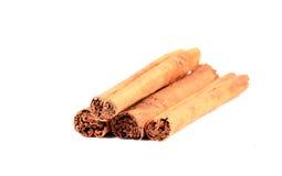 Cinnemon sticks Stock Photos