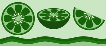 Citrus - Lime Royalty Free Stock Images