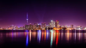 City Nigth Royalty Free Stock Photography