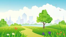 City park Royalty Free Stock Photo