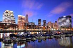 Cityscape van Buenos aires Royalty-vrije Stock Fotografie