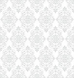 Classic seamless wallpaper background pattern Royalty Free Stock Images