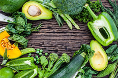 Clean food Concept s Royalty Free Stock Images