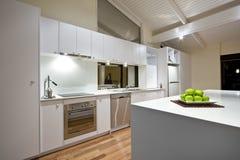 Clean Modern Kitchen Royalty Free Stock Photo