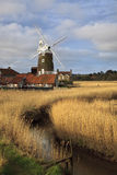 Cley Mill 1 Stock Photography