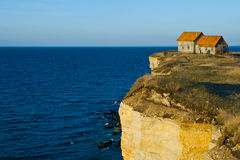 Cliff House Royalty Free Stock Images