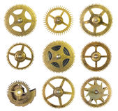 Clock Cogs Stock Images