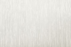 Close up white bamboo mat striped background texture pattern Royalty Free Stock Photography