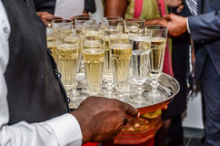Cocktail party Stock Images