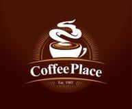 Coffee Place Logo Stock Photos