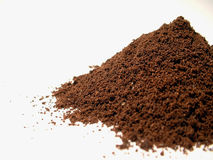 Coffee powder 1 Royalty Free Stock Photos