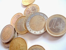 Coins 2 Stock Photography