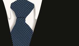 Collar tie shirt business Stock Photos