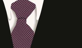 Collar tie shirt business Stock Photography