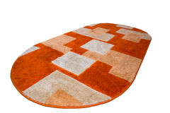 Colored rug Royalty Free Stock Photos