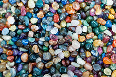 Colorful Stones Royalty Free Stock Images