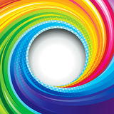 Colorful Swirl Royalty Free Stock Photography